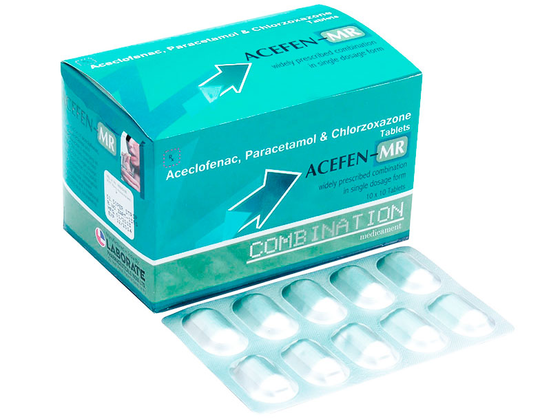 Ацефен — инструкция, состав, дозировка, побочные эффекты применения